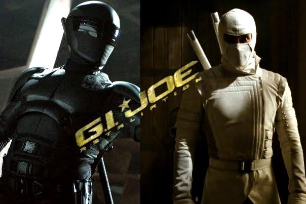 Gi Joe Retaliation Snake Eyes Vs Storm Shadow G  I  Joe Retaliation  2013