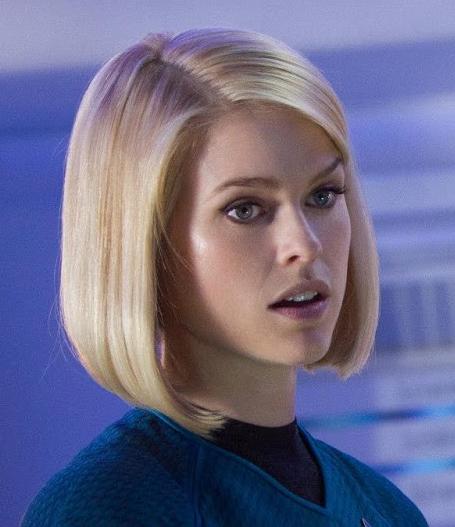 Star Trek Into Darkness Carol Marcus