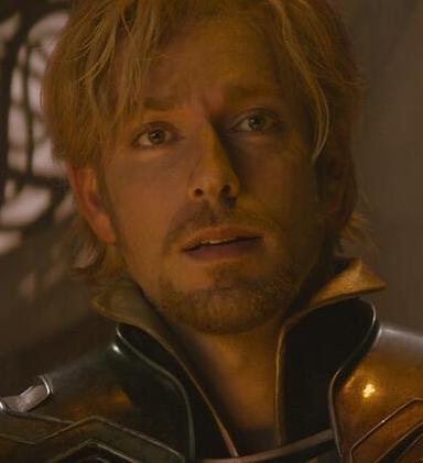 Fandral The Dashing Thor 2 Thor: The Dark World  ...