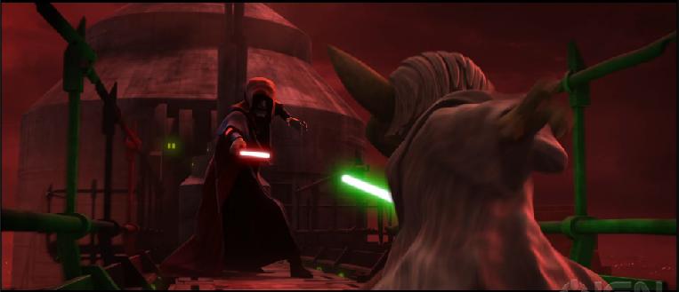Yoda v Sidious Season 6