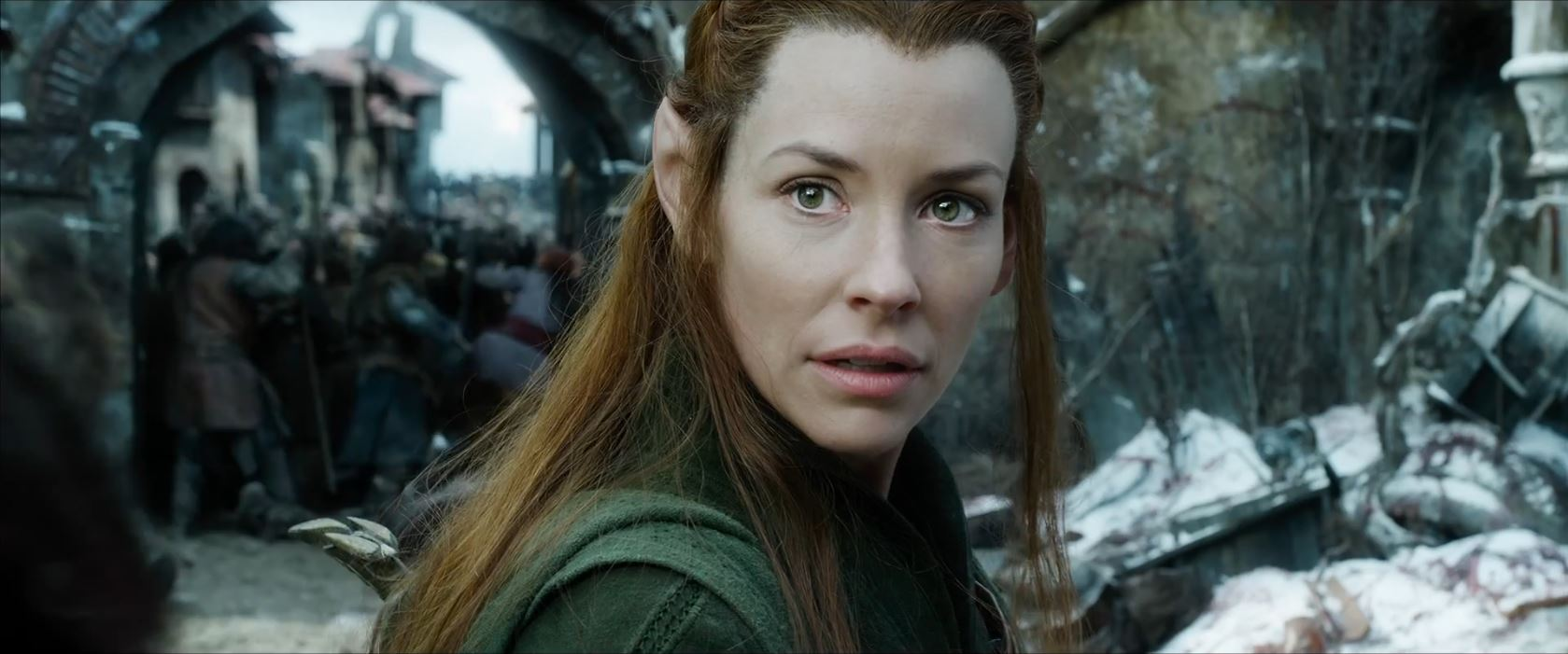 lilly legolas tauriel - photo #16