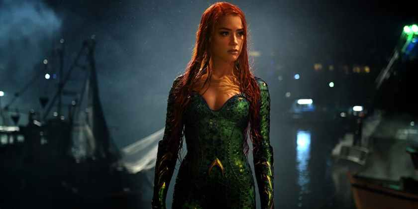 Amber-Heard-as-Mera-in-green-suit-in-Aquaman
