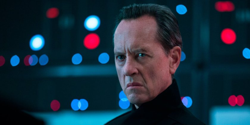 STAR WARS:  THE RISE OF SKYWALKER Richard E. Grant as Pryde